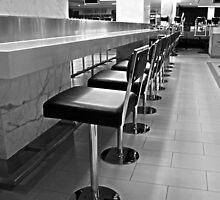 In a Row by PPPhotoArt