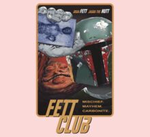 Fett Club (Orig.) Kids Clothes