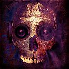 Steampunk Skull by Deadmansdust