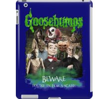 Goosebumps v.2 iPad Case/Skin