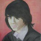 Joe Jonas by Zlata Bajramovic