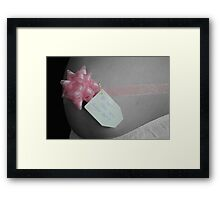 Special package Framed Print