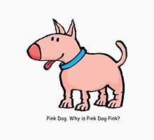 Pink Dog Unisex T-Shirt