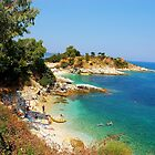 Corfu is always in my dreams by loiteke