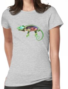 Lizard Thing Womens Fitted T-Shirt