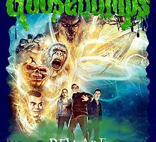 Goosebumps The Movie by ConnorMcKee