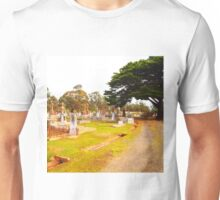The Old Heathcote Cemetery VIC Australia Unisex T-Shirt