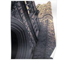 Holder Memorial Tower Poster