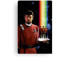 Star Trek Alternate Universes Canvas Print