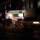 the kentucky theater - lexington, kentucky by John Carey