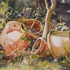 Joanna's Pots by Kay Smith
