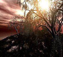 """You're The Sun That's In My Eye..."" by XadrikXu"