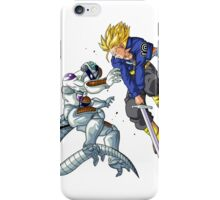 Trunks vs Freezer iPhone Case/Skin