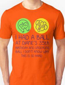 Diane's Ball T-Shirt