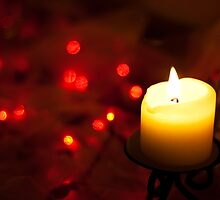Candle Light by NJorgensen