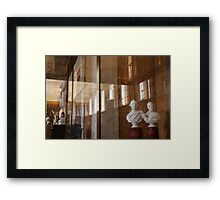 The Enlightenment Room at The British Museum Framed Print