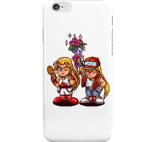 Terry & Andy Bogard iPhone Case/Skin