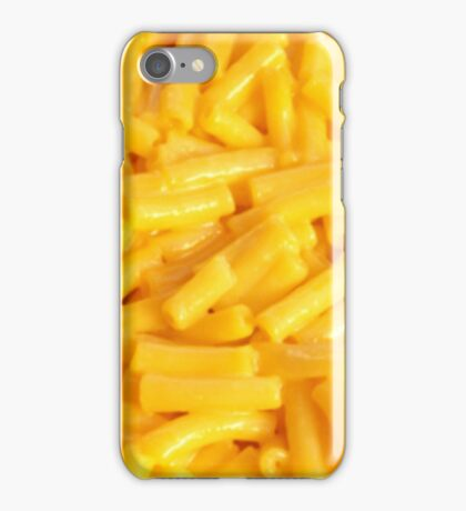 Mac & cheese iPhone Case/Skin
