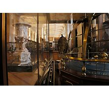 Enlightenment Room: A Gentleman's Library II Photographic Print