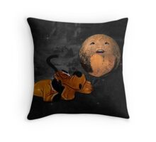 TRUE LOVE IS NOT A DREAM..SEEING IS BELIEVING.. JUST ASK PLUTO..LOL..PILLOW -PICTURE-TOTE BAG ECT. Throw Pillow
