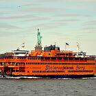 staten island ferry  by John Carey