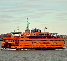staten island ferry  by John Carey