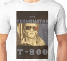 THE TERMINATOR - LARGE FORMAT  Unisex T-Shirt