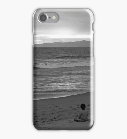 Reflections at Sunset iPhone Case/Skin