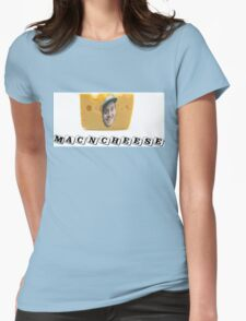 Mac (DeMarco) 'n' Cheese Womens Fitted T-Shirt