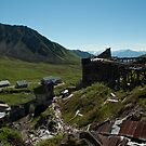 Independence Mine, Alaska by Sally Winter