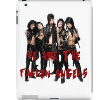 Black Veil Brides - Fallen Angels iPad Case/Skin