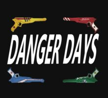 Danger Days Guns by Jrs1998