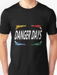 Danger Days Guns T-Shirt