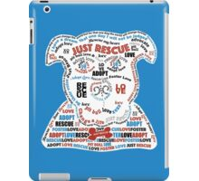 Just Rescue iPad Case/Skin