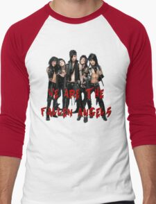 Black Veil Brides - Fallen Angels Men's Baseball ¾ T-Shirt
