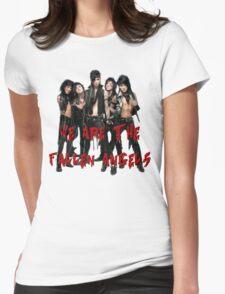 Black Veil Brides - Fallen Angels Womens Fitted T-Shirt
