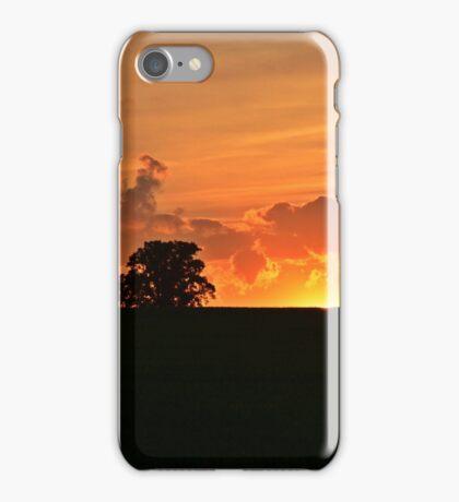 Exploding Sunset iPhone Case/Skin