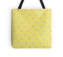 Premier Balls Yellow Tote Bag
