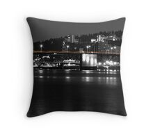 They call it the Streak Throw Pillow