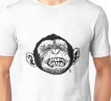 Smilin' Monkey Unisex T-Shirt