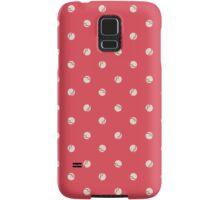 Premier Balls Red Samsung Galaxy Case/Skin