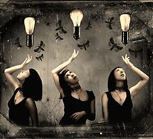 ideas are hanging in the air by missAlienation