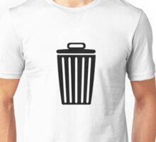 Trash Can Unisex T-Shirt