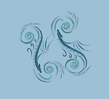 Mystical Sea Serpent Unisex T-Shirt