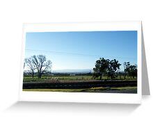 West Gippsland Greeting Card