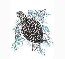 Spiral Sea Turtle Unisex T-Shirt