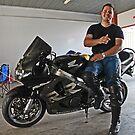 Motorbike Ride Day Series # 4 by Evita