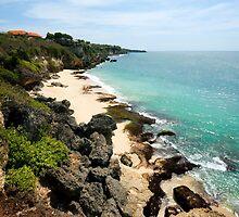 Tegal Wangi Beach by Franky Lie
