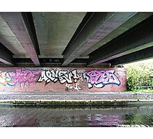 Underneath the Arches.........! Photographic Print