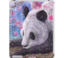 Lazy Panda iPad Case/Skin